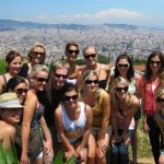CHHS students abroad