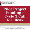 Pilot Project Funding - Cycle 3 Call for Ideas. Ideas due October 12th, 2020 at 11:59pm Pacific Time