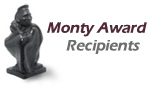 Monty Award Recipients