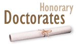honorary doctorates
